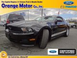 2011 Ebony Black Ford Mustang V6 Coupe #63319679