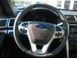 2013 Ford Explorer XLT 4WD Steering Wheel