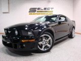 2009 Ford Mustang ROUSH Stage 1 Coupe Data, Info and Specs