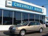 2007 Amber Bronze Metallic Chevrolet Malibu LS Sedan #63383855