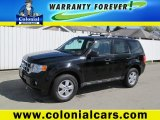 2009 Black Ford Escape XLT V6 4WD #63384529