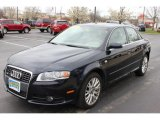 2008 Deep Sea Blue Pearl Effect Audi A4 2.0T quattro Sedan #63384520