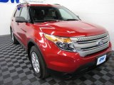2011 Red Candy Metallic Ford Explorer 4WD #63384179