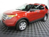 2011 Ford Explorer 4WD Front 3/4 View
