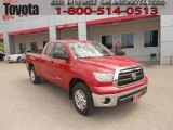 2011 Radiant Red Toyota Tundra SR5 Double Cab #63383795