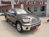 2011 Magnetic Gray Metallic Toyota Tundra Limited CrewMax #63383779