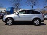 2009 Alabaster Silver Metallic Honda CR-V EX-L 4WD #63384422