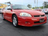 2006 Victory Red Chevrolet Monte Carlo SS #63384413