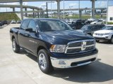 2012 Dodge Ram 1500 Lone Star Crew Cab 4x4 Data, Info and Specs