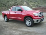 2011 Barcelona Red Metallic Toyota Tundra Double Cab 4x4 #63384397