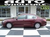 2011 Basque Red Pearl Honda Accord LX Sedan #63384103