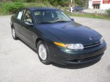 2001 Green Saturn L Series L300 Sedan #63383688