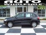 2011 Deep Black Metallic Volkswagen Tiguan S #63384092