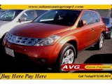 2004 Sunlit Copper Metallic Nissan Murano SL AWD #63384073