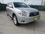 2010 Classic Silver Metallic Toyota Highlander Limited #63384022