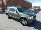 2003 Estate Green Metallic Ford Explorer XLT 4x4 #63384308