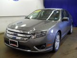 2011 Sterling Grey Metallic Ford Fusion SEL #63384301