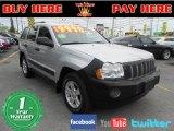 2006 Bright Silver Metallic Jeep Grand Cherokee Laredo #63384294