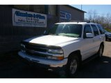 2004 Summit White Chevrolet Tahoe LT 4x4 #63383978
