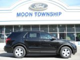 2013 Tuxedo Black Metallic Ford Explorer FWD #63383962