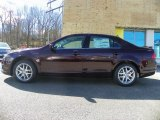 2012 Bordeaux Reserve Metallic Ford Fusion SEL #63383957