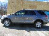 2013 Sterling Gray Metallic Ford Explorer XLT 4WD #63383955