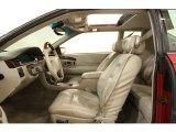 2001 Cadillac Eldorado Interiors