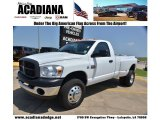 2009 Dodge Ram 3500 ST Regular Cab 4x4 Dually Data, Info and Specs