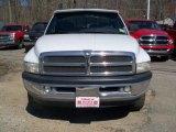 1999 Bright White Dodge Ram 1500 SLT Extended Cab 4x4 #63383921