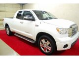 2007 Super White Toyota Tundra Limited Double Cab #63383904