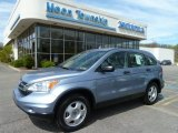 2011 Glacier Blue Metallic Honda CR-V LX 4WD #63450615