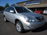 2009 Tungsten Pearl Lexus RX 350 #63451270