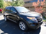 2013 Tuxedo Black Metallic Ford Explorer Limited 4WD #63450551