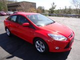 2012 Race Red Ford Focus SE Sport Sedan #63450539