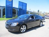 2012 Black Granite Metallic Chevrolet Malibu LT #63450526