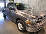 2011 Mineral Gray Metallic Dodge Ram 1500 SLT Quad Cab 4x4 #63450898
