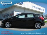 2012 Tuxedo Black Metallic Ford Focus SEL 5-Door #63450511