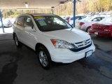 2010 Taffeta White Honda CR-V EX-L AWD #63450892