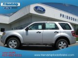 2012 Ingot Silver Metallic Ford Escape XLS #63450495