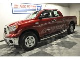 2009 Salsa Red Pearl Toyota Tundra Double Cab #63451185
