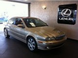 2005 Jaguar X-Type Topaz Metallic