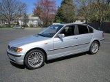 2003 Titanium Silver Metallic BMW 3 Series 325xi Sedan #63451178
