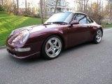 1996 Porsche 911 Arena Red Metallic
