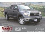 2012 Magnetic Gray Metallic Toyota Tundra SR5 TRD CrewMax 4x4 #63450380