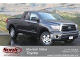 2012 Magnetic Gray Metallic Toyota Tundra TRD Double Cab 4x4 #63450378