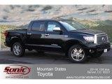 2012 Black Toyota Tundra Limited CrewMax 4x4 #63450377