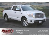 2012 Super White Toyota Tundra Limited Double Cab 4x4 #63450376