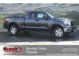 2012 Magnetic Gray Metallic Toyota Tundra TRD Double Cab 4x4 #63450375