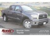 2012 Magnetic Gray Metallic Toyota Tundra SR5 TRD CrewMax 4x4 #63450373