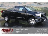 2012 Black Toyota Tundra TRD Double Cab 4x4 #63450372